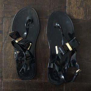 MICHAEL Michael Kors black sandals